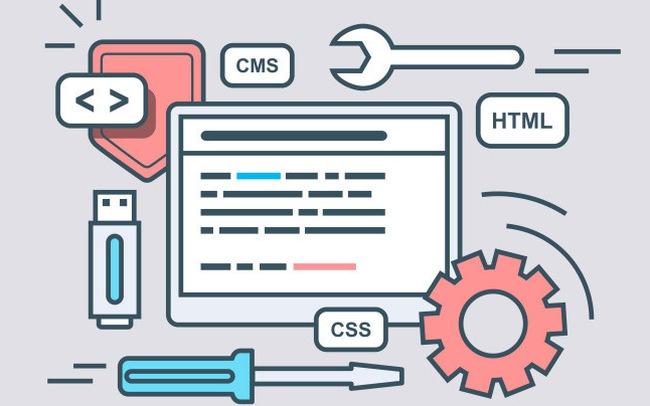 Quy trình chuyển đổi file thiết kế sang HTML