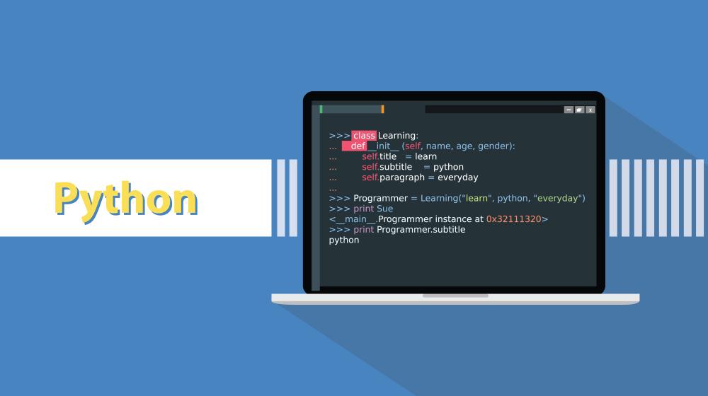 python ngôn ngữ lập trình cơ bản