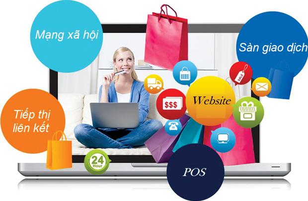 Các kênh kinh doanh online hiệu quả cho doanh nghiệp